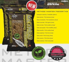 STARFISH METHOD MASTER FEEDER 1 KG