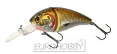 WOBLER MIKADO FISH HUNTER - FAT JOE 6,0 CM
