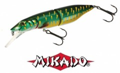 WOBLER MIKADO FISH HUNTER - JOINTED PIKE 11 CM
