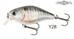 WOBLER FISH HUNTER – BOLD HEAD 4CM